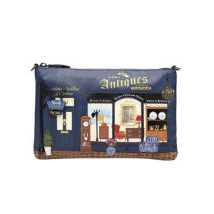 Bolso Clutch Antiques Shop de Vendula London