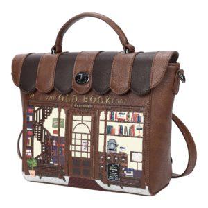 Bolso/Mochila Book Shop Coffee de Vendula London