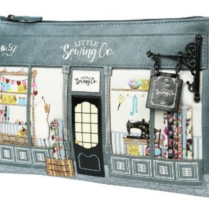 Bolso Clutch Sewing Shop de Vendula London