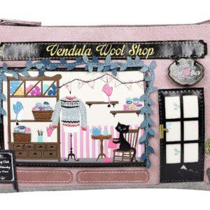Bolso Clutch Wool Shop de Vendula London