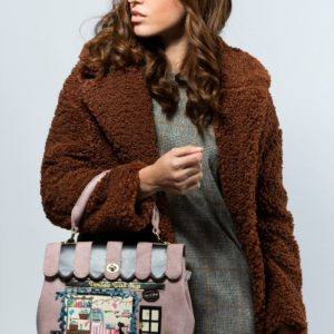 Bolso de mano Wool Shop de Vendula London