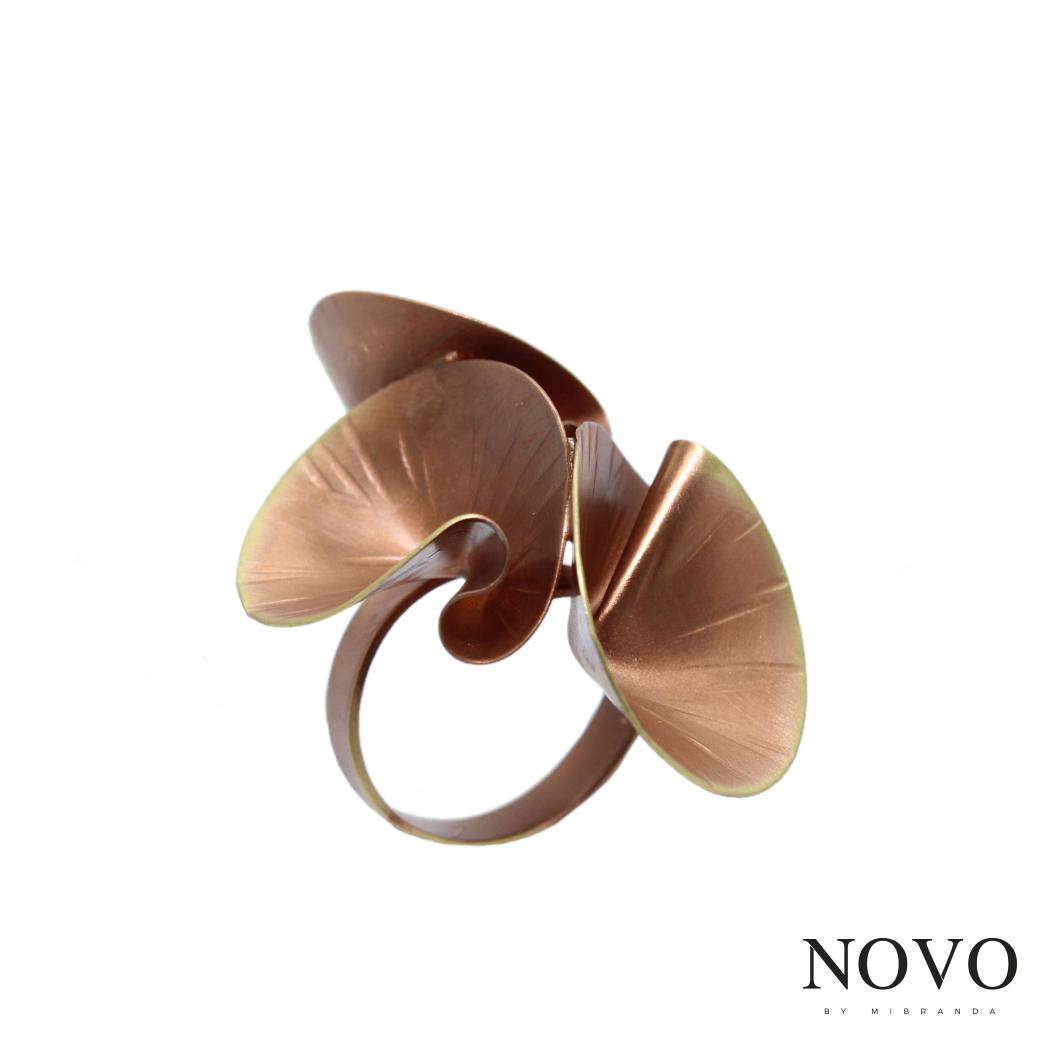 """Anillo """"KOUDO"""", NOVO by Mibranda."""
