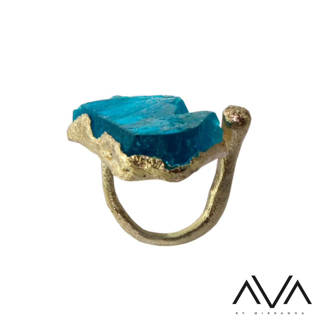 """Anillo """"MEGA"""" AVA by Mibranda"""