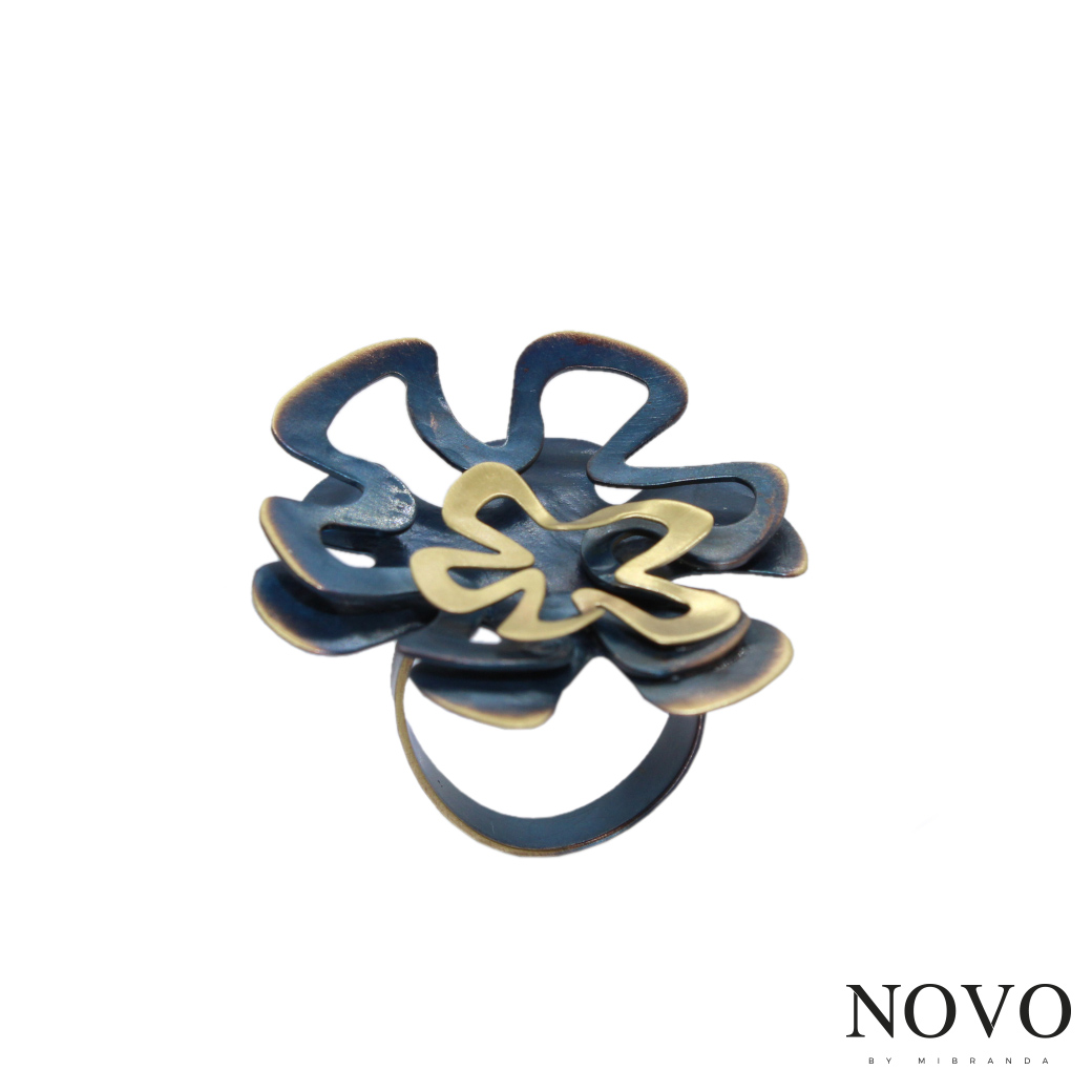 "Anillo ""MENA"", NOVO by Mibranda."
