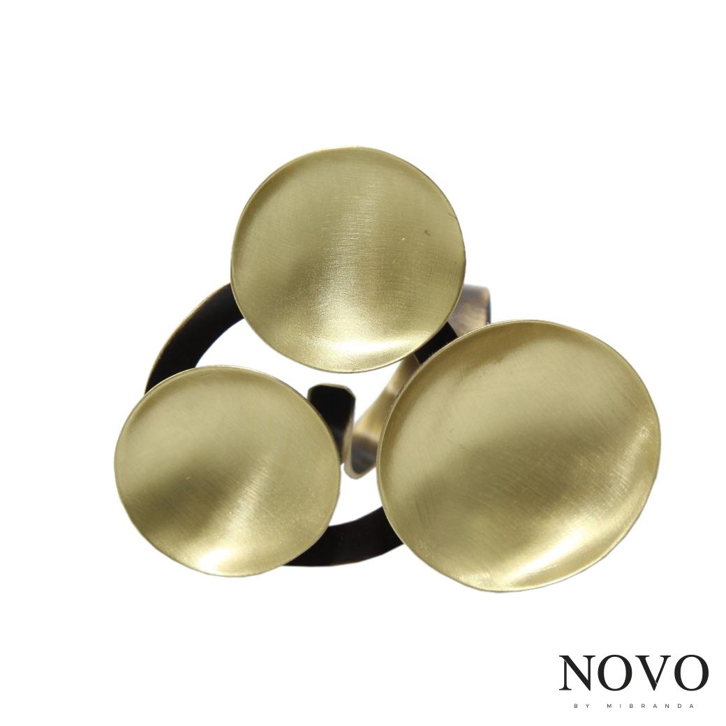 """Anillo """"TAKIA"""", NOVO by Mibranda."""