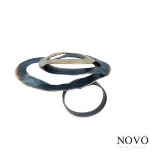 """Anillo """"TRIVALO"""", NOVO by Mibranda"""