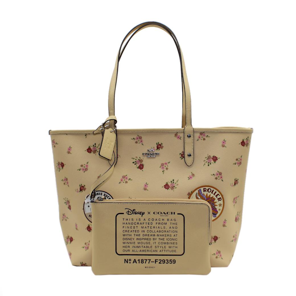 Shopping Bag reversible MINNIE, de Coach