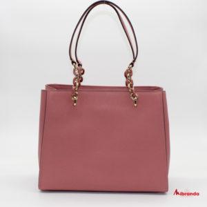 Bolso Tote SOFIA, de Michael Kors, color rosa vintage