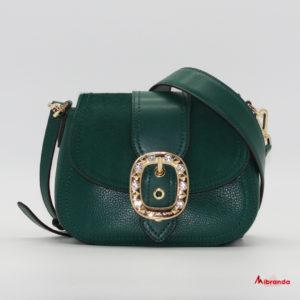Bolso VIOLA, de Michael Kors, verde esmeralda.