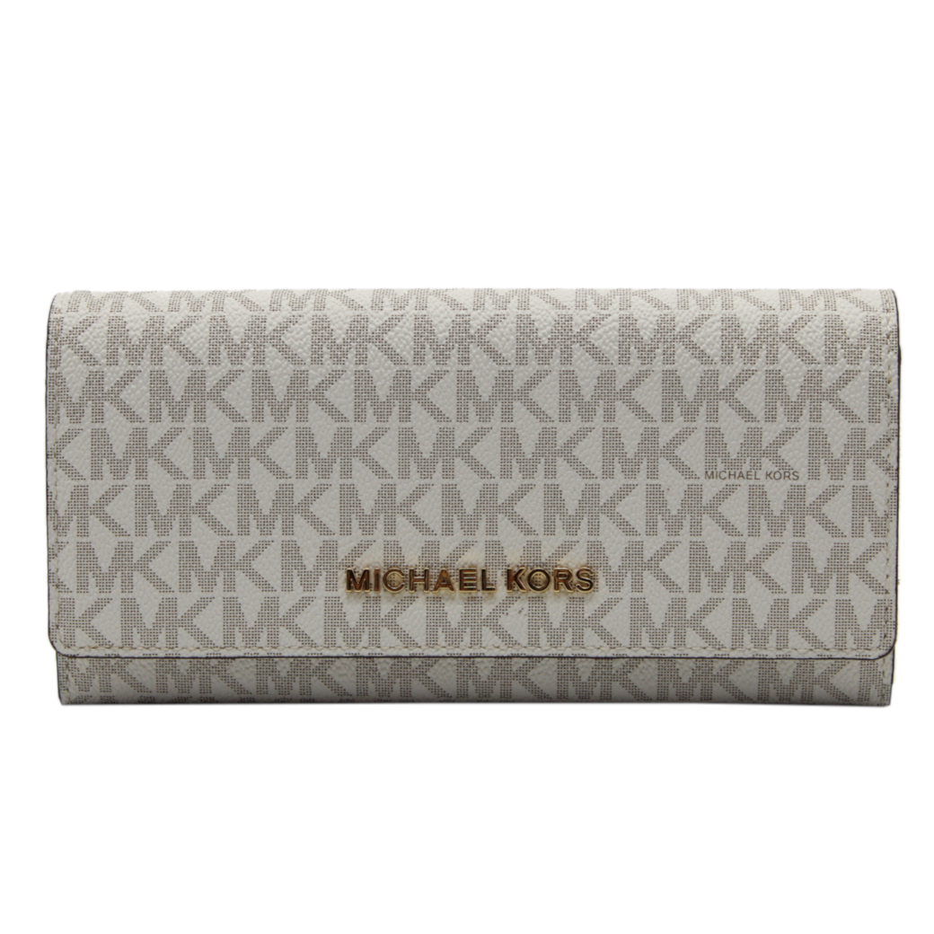 Cartera Michael Kors con logotipo