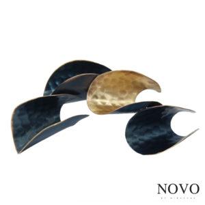 "Pendientes ""KATA"", NOVO by Mibranda."