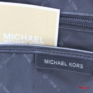 Mochila ABBEY, color negro, de Michael Kors