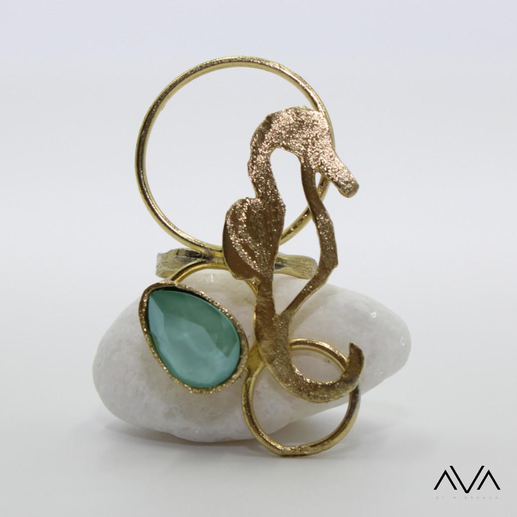 """Anillo """"AMPO"""" AVA by Mibranda"""