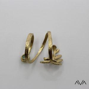"""Anillo """"ASTI"""" AVA by Mibranda"""