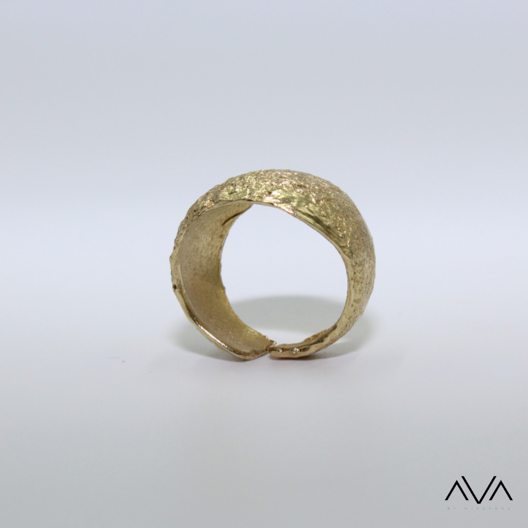 """Anillo """"DOUS"""" AVA by Mibranda"""