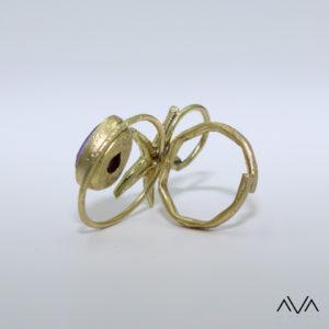 "Anillo ""EMPO"" AVA by Mibranda"