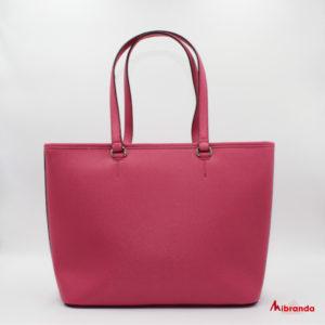 Bolso Shopper BLEJAN, de GUESS, color fucsia