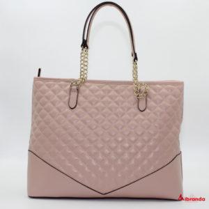 Bolso Tote ANNIKA, de GUESS, color rosa