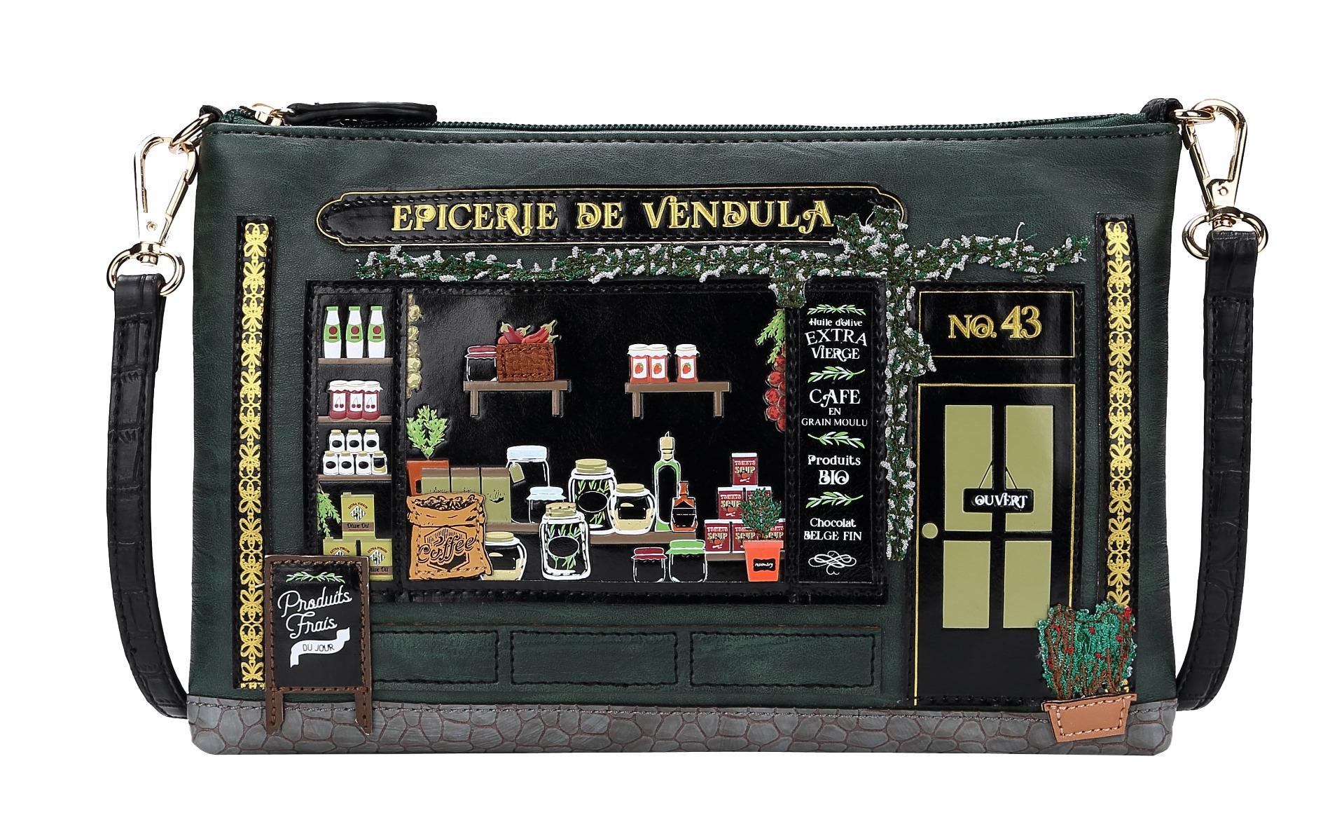 Bolso Clutch Epicerie de Vendula London