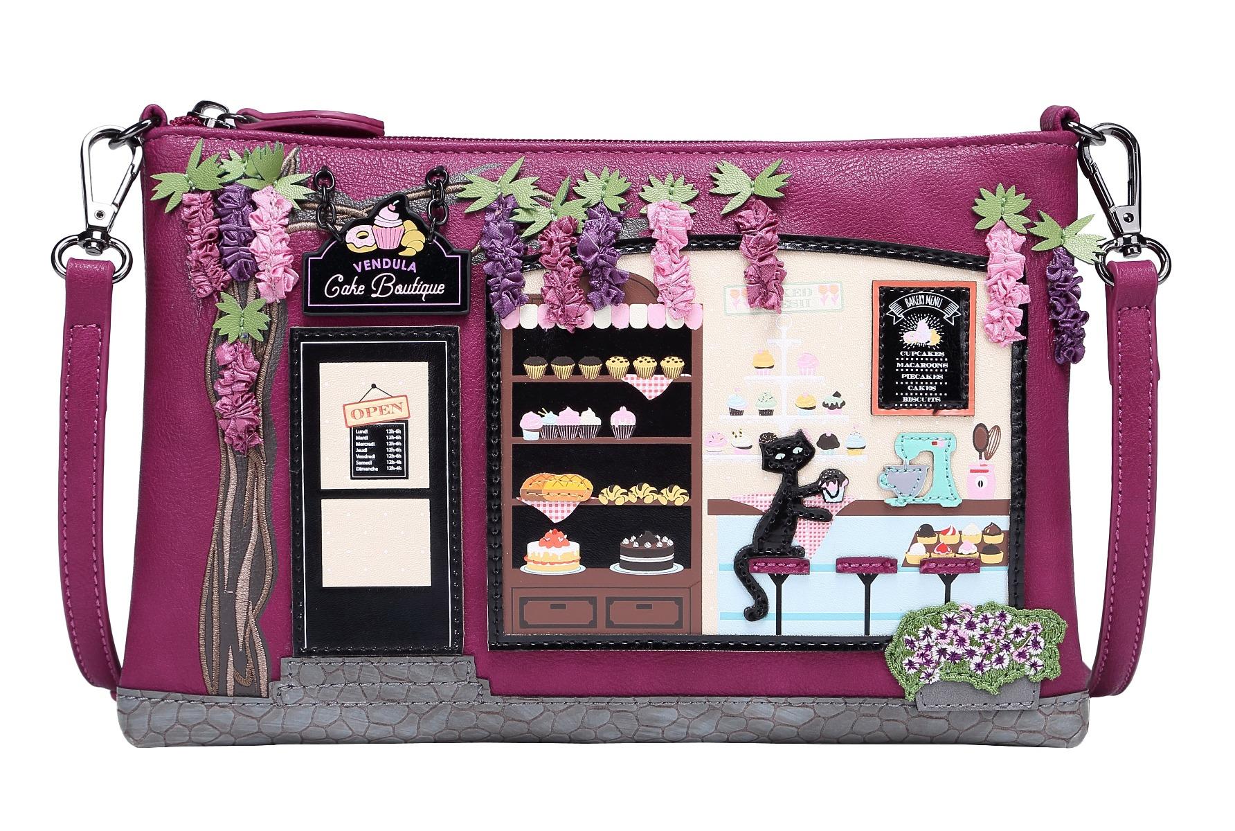 Bolso Clutch Cake Boutique, de Vendula London