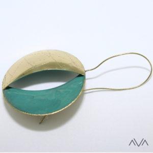 "Pendientes ""MESO"" AVA by Mibranda"