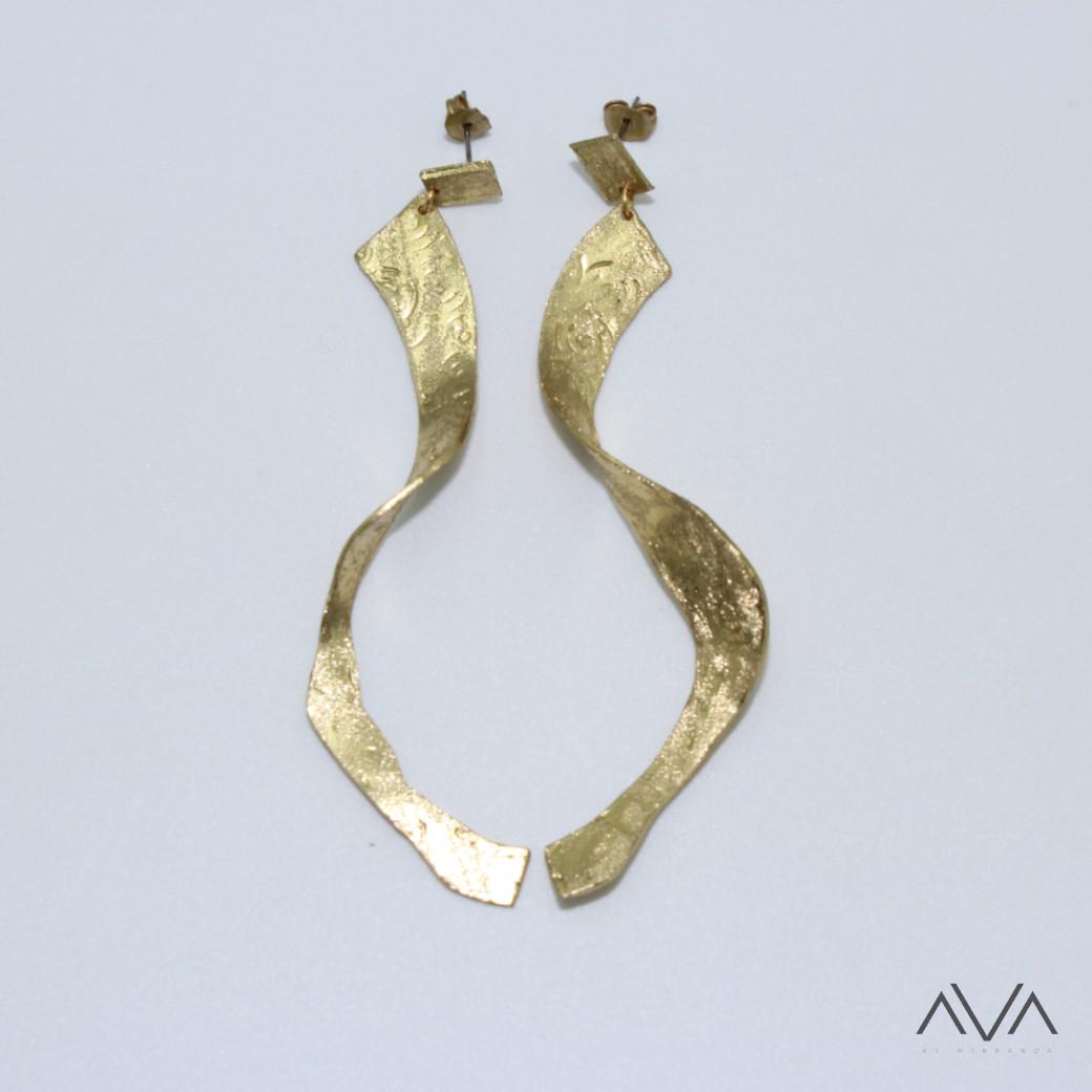 """Pendientes """"TIKA"""" AVA by Mibranda"""