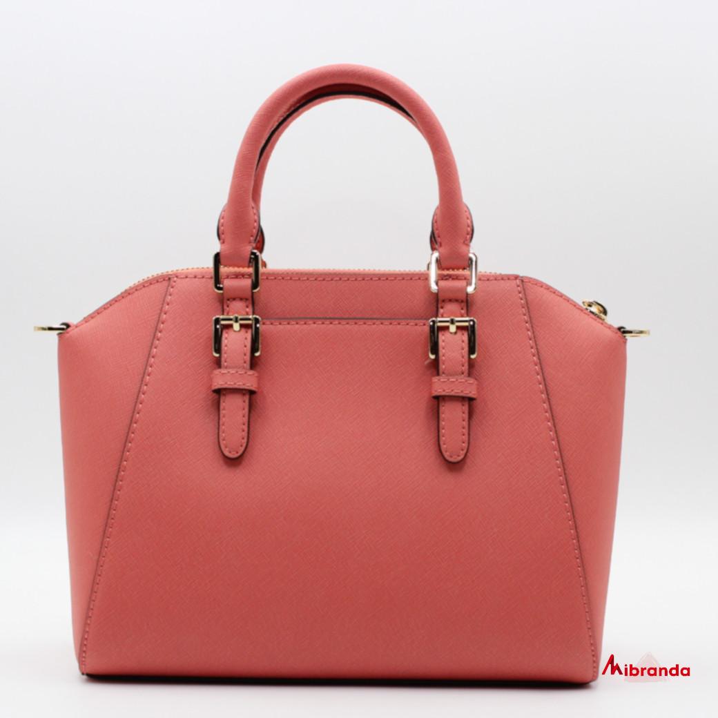 Bolso CIARA, de Michael Kors, color Pink Grapefruit