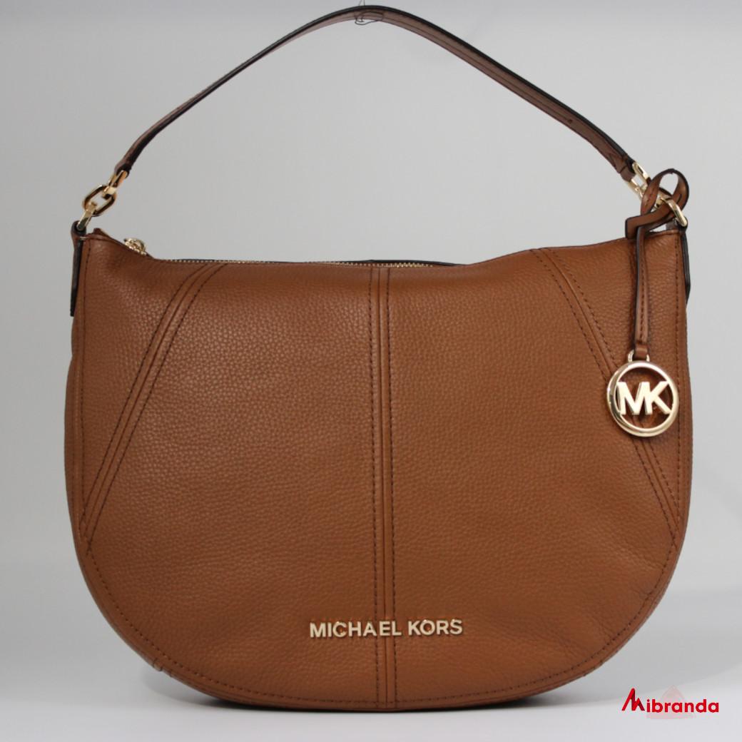 Bolso de hombro BEDFORD, de Michael Kors, Luggage