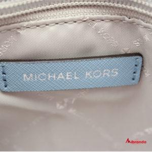 Bolso MESSENGER CIARA, mediano, de Michael Kors, powder blue