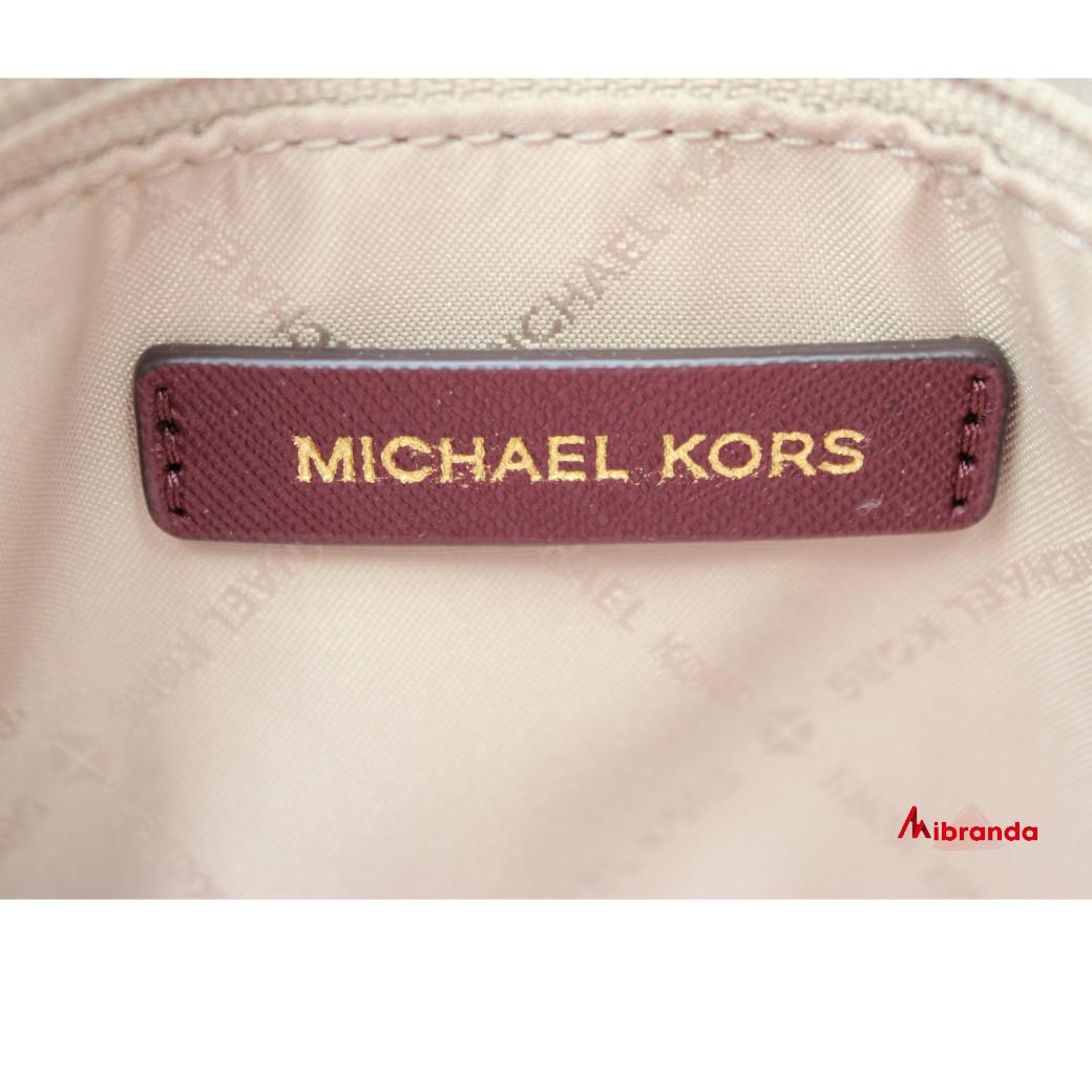 Bolso CIARA, mediano, de Michael Kors, color merlot