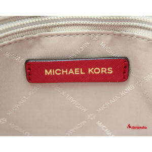 Bolso CIARA, de Michael Kors, tamaño grande, color scarlet