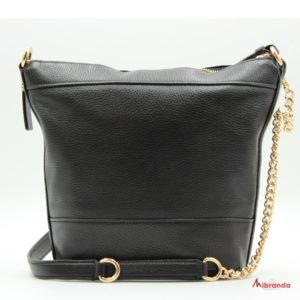 Bolso de hombro, de Coach, modelo Paxton, color negro