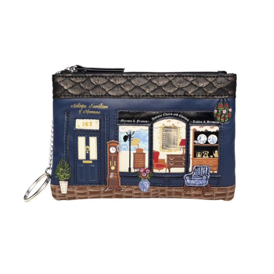 Monedero Antiques Shop, de Vendula London