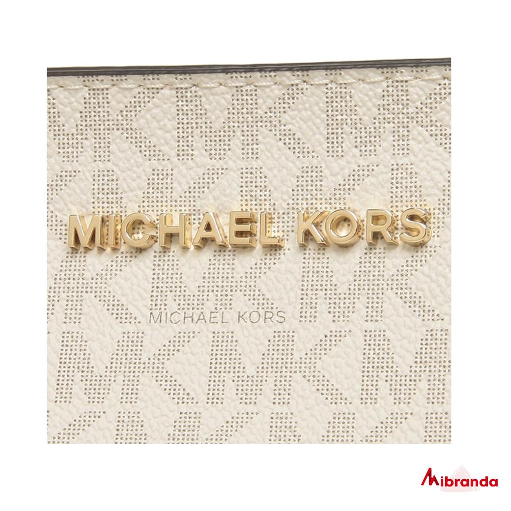 Bolso maxi Tote, KIMBERLY, de Michael Kors, Vanilla/Acrn