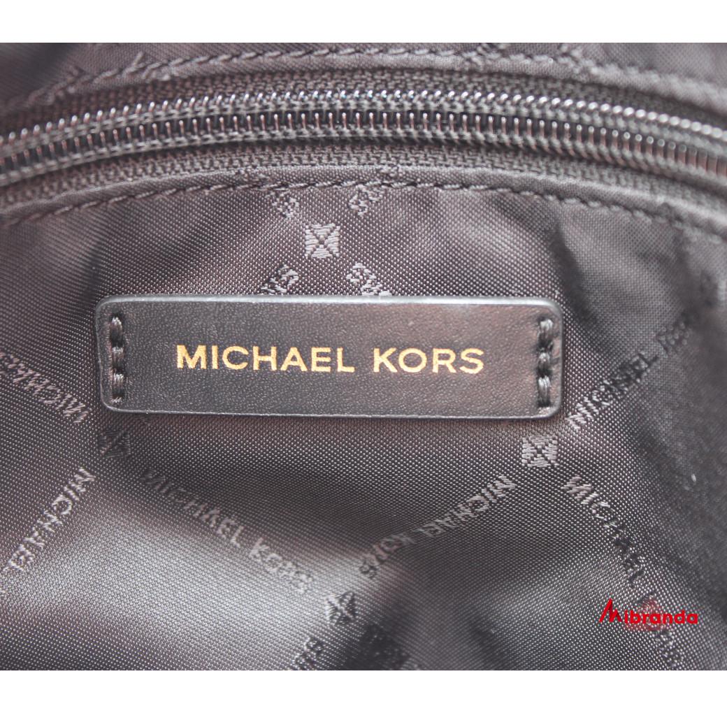 Bolso de hombo GINGER, de Michael Kors, negro