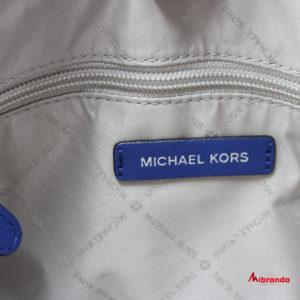 """Bolso Satchel """"EMMY"""", de Michael Kors, color sapphire"""