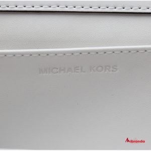 Bolso bandolera Kenly,de Michael Kors, color vanilla