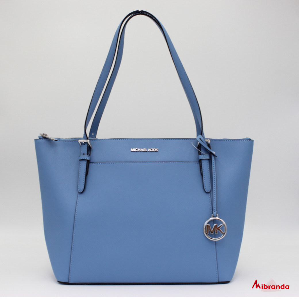 Bolso Tote CIARA, french blue, de Michael Kors.