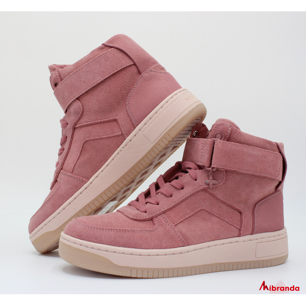 Sneakers JADEN HIGH TOP, Rose, de Michael Kors