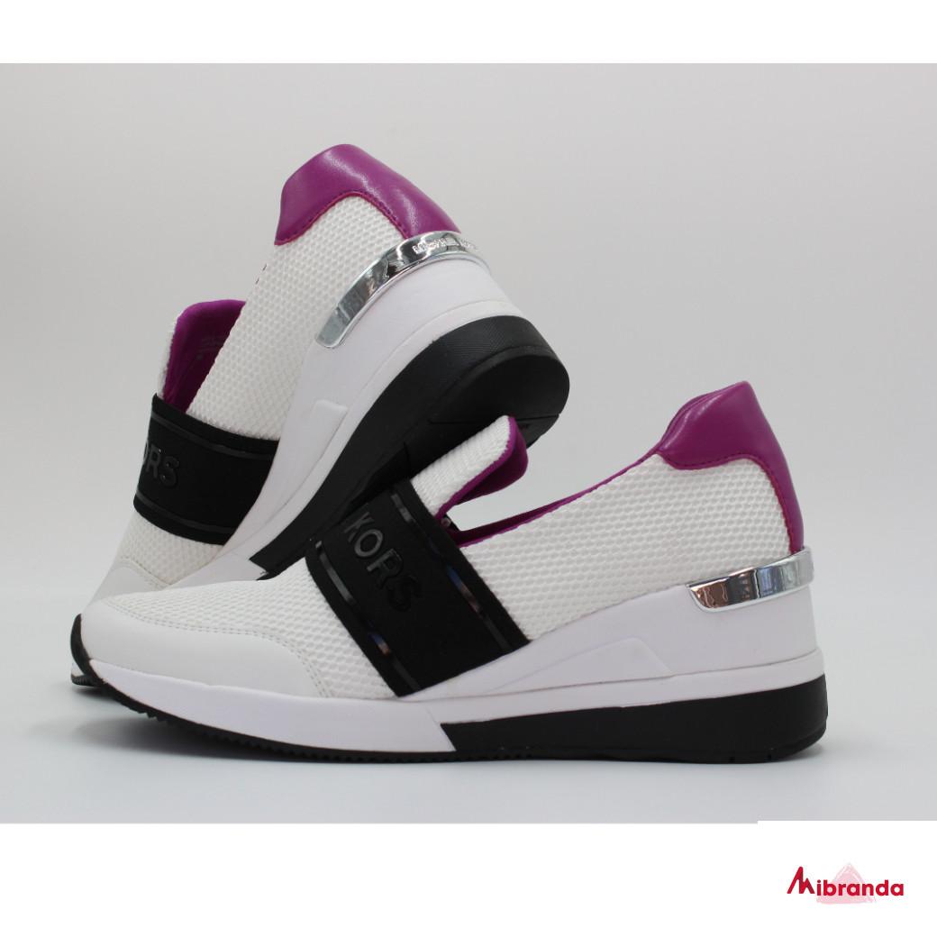 Sneakers VARGAS TRAINER, de Michael Kors, OPWHT MULTI