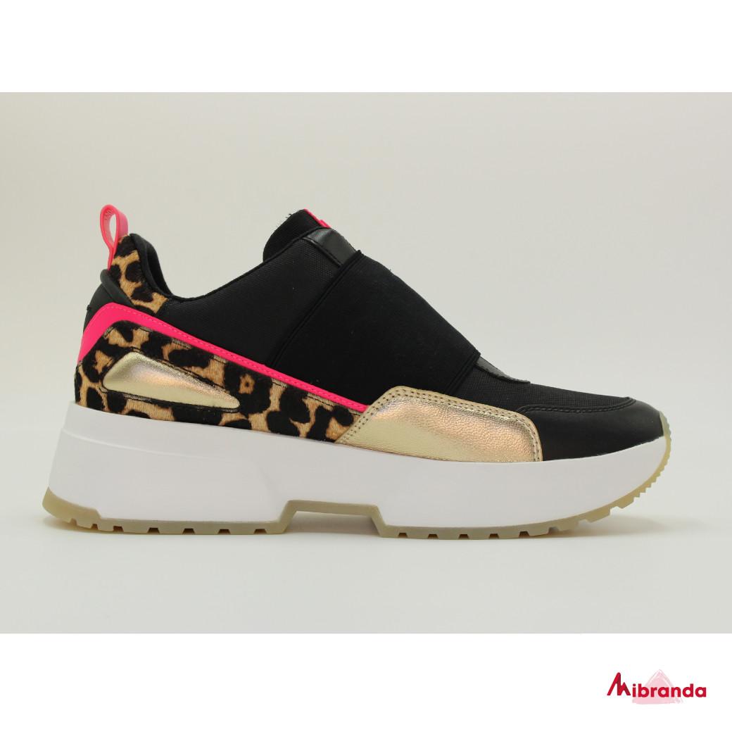 Sneakers COSMO SLIP ON, de Michael Kors BLACK MULTI