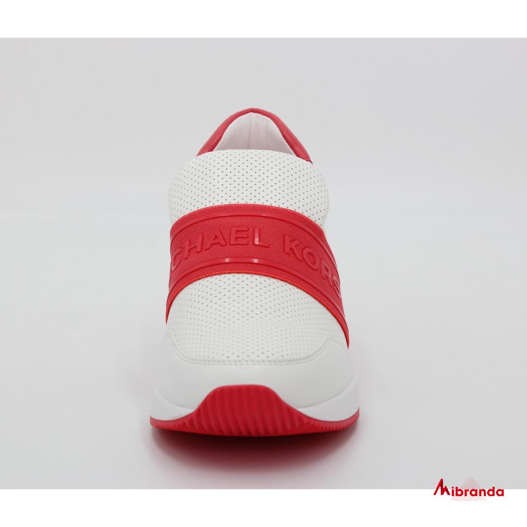 Sneakers VARGAS TRAINER Optic white, de Michael Kors