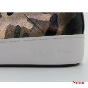 Sneakers TRENT HIGH TOP printed metallic, de Michael Kors