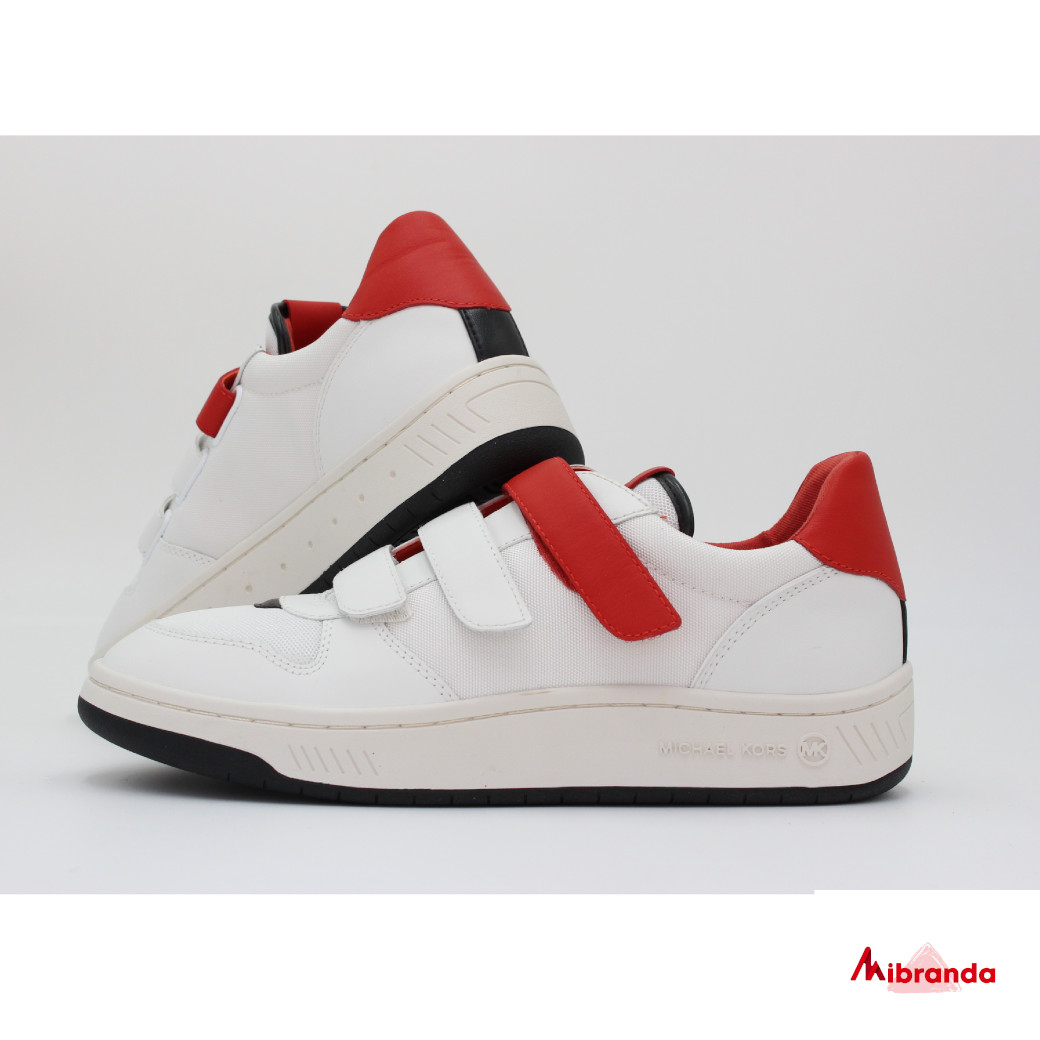 Sneakers GERTIE, white/red, de Michael Kors
