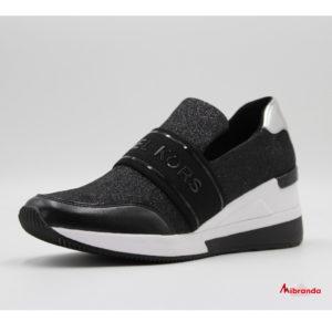Sneakers VARGAS TRAINER fine Glitter, de Michael Kors