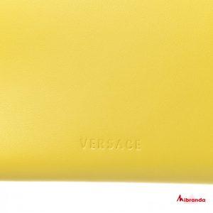 Cartera de VERSACE, amarilla.
