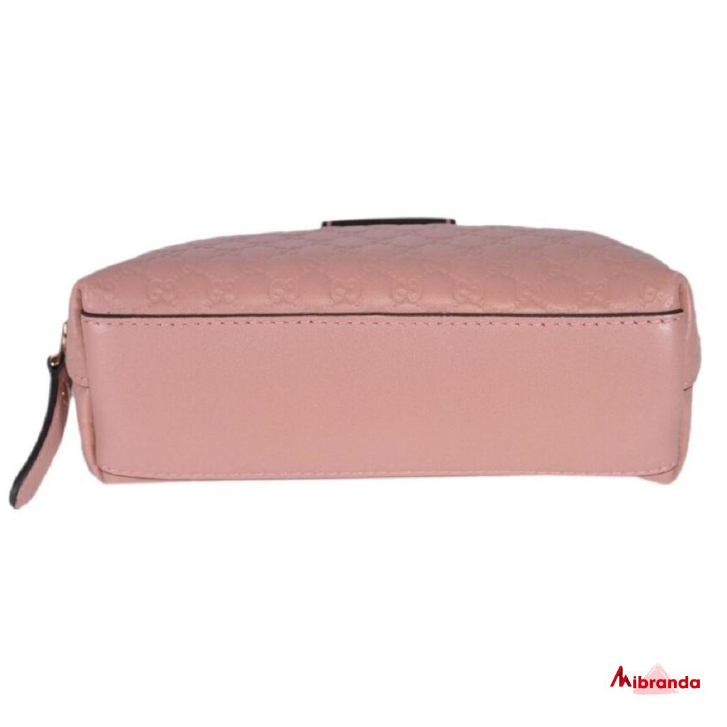 Gucci Cosmetic Case GG microguccíssima, Pink.