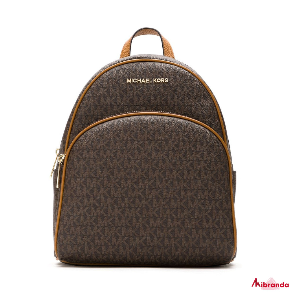 Mochila ABBEY, Brown, de Michael Kors