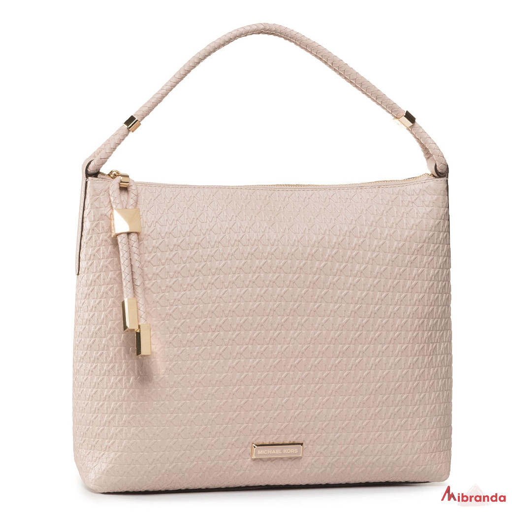 Bolso de hombro Lexington, soft pink, de Michael Kors