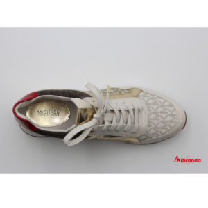 Sneakers MADDY TRAINER pale gold, de Michael Kors
